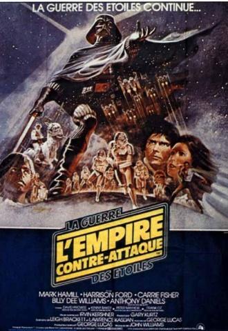 Star Wars : Episode V - L'Empire contre attaque - Affiche