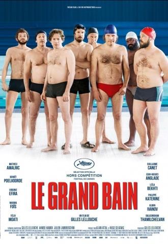 Le Grand Bain - Affiche