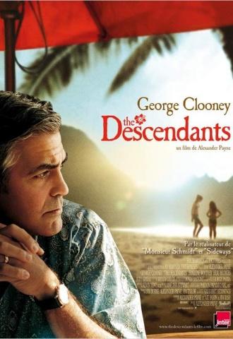 The Descendants - Affiche