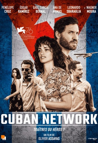 Cuban Network - Affiche