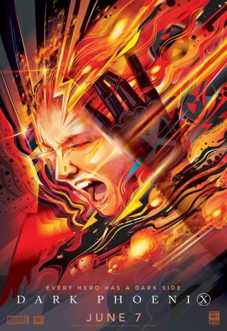 X-Men : Dark Phoenix - Affiche