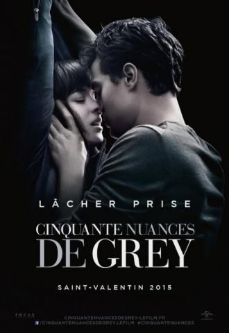 Cinquante Nuances de Grey - Affiche