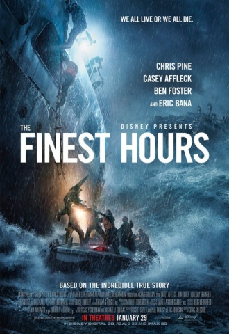 The Finest Hours - Affiche