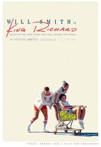King Richard - Affiche