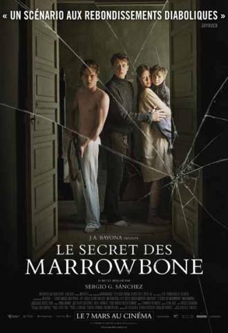 Le Secret des Marrowbone - Affiche