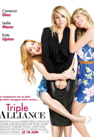 Triple Alliance - Affiche
