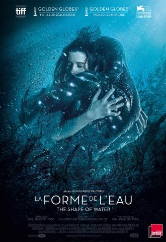 La Forme de l'eau - The Shape of Water - Affiche