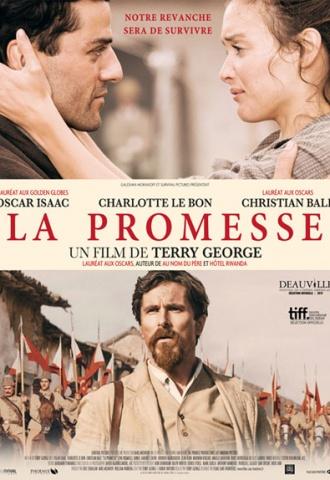 La Promesse - Affiche