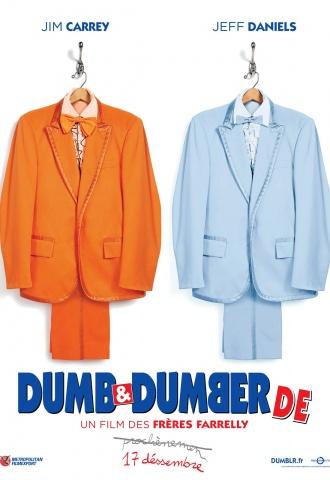 Dumb and Dumber De - Affiche