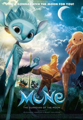 Mune, Le gardien de la Lune - Affiche