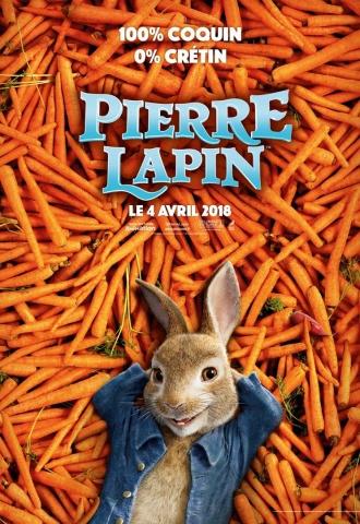 Pierre Lapin - Affiche