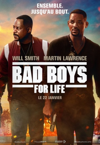 Bad Boys For Life - Affiche