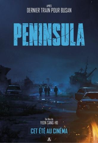 Peninsula - Affiche