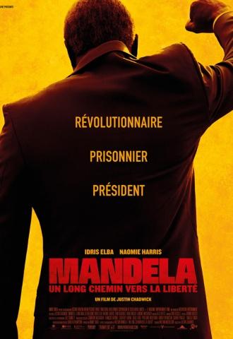 Mandela : Un long chemin vers la liberté - Affiche