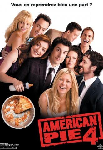 American Pie 4 - Affiche