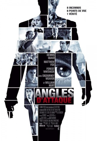 Angles d'attaque - Affiche