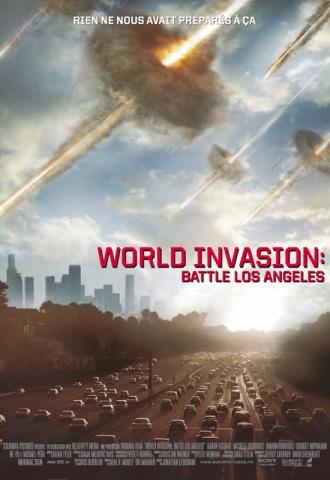 World Invasion : Battle Los Angeles  - Affiche