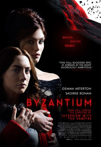 Byzantium - Affiche