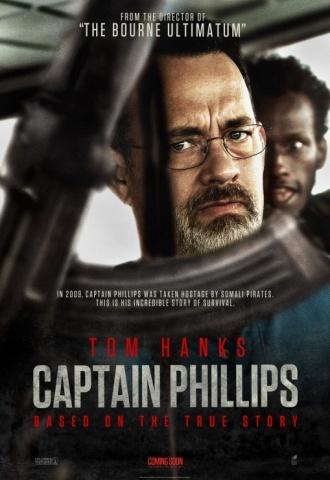 Capitaine Phillips - Affiche