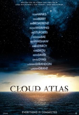 Cloud Atlas - Affiche