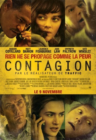 Contagion - Affiche