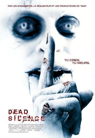 Dead Silence - Affiche