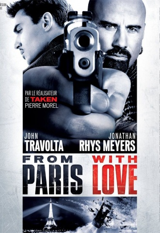 From Paris With Love - Affiche