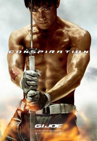 G.I. Joe : Conspiration  - Affiche