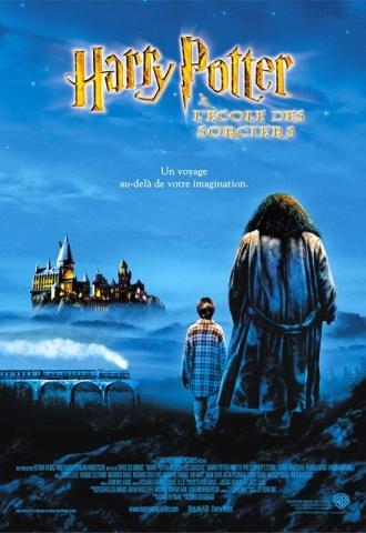 Harry Potter à l'école des sorciers - Affiche