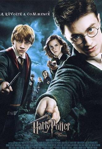 Harry Potter et l'Ordre du Phoenix - Affiche