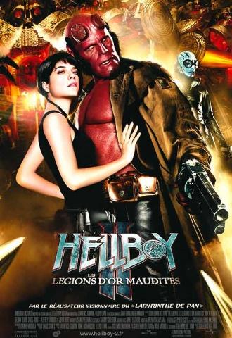 Hellboy 2- Les legions d'or maudites