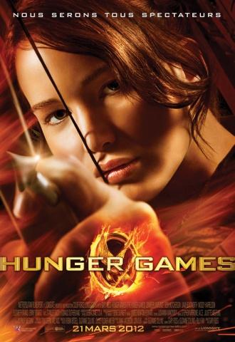 Hunger Games - Affiche