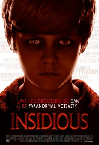 Insidious - Affiche