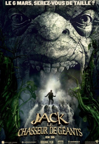 Jack, le chasseur de géants - Affiche