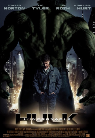L'Incroyable Hulk - Affiche