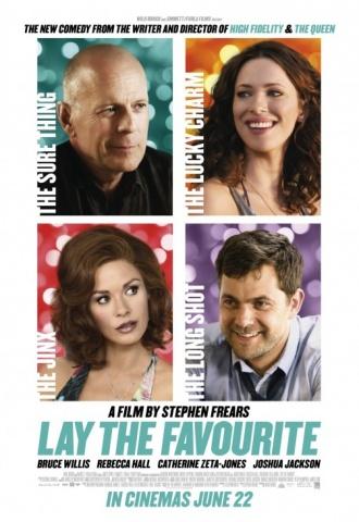 Lady Vegas, Les Mémoires d'une jeune joueuse - Affiche