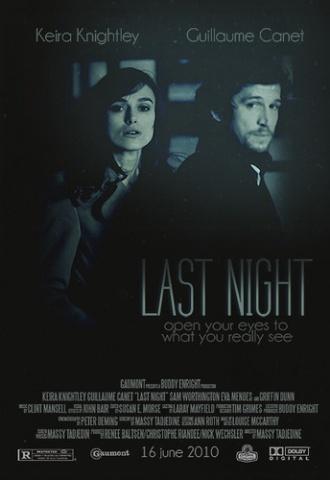 Last Night - Affiche