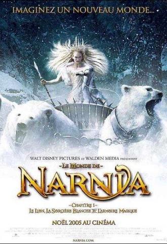 Le monde de Narnia-Chapitre 1 : Le lion, la sorcière blanche et l'armoire magique