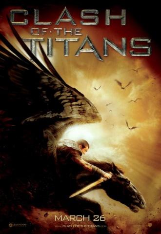 Le choc des Titans - Affiche