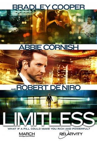 Limitless - Affiche