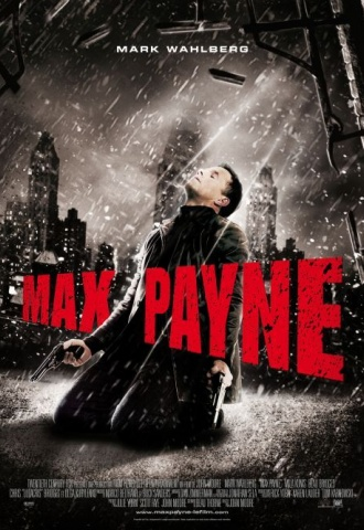 Max Payne - Affiche