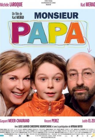 Monsieur Papa - Affiche