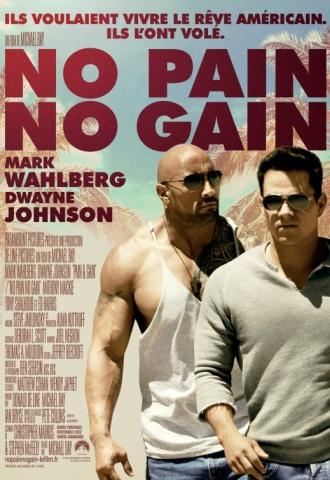 No Pain No Gain - Affiche