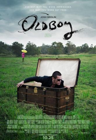 Old Boy (Remake) - Affiche
