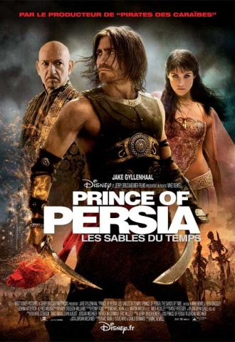 Prince of Persia - Les sables du temps - Affiche