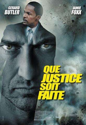 Que Justice soit Faite - Affiche