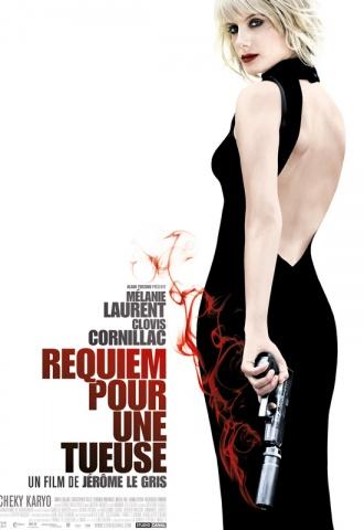 Requiem pour une tueuse - Affiche