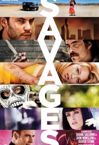 Savages - Affiche