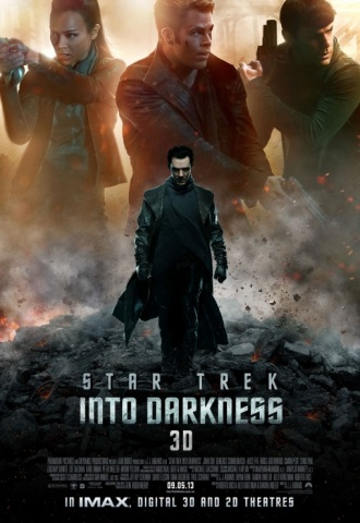 Star Trek : Into Darkness - Affiche