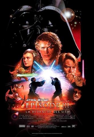 Star Wars-Episode III - La revanche des Sith